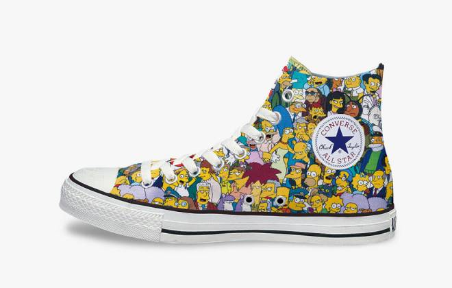 Converse Japan x The Simpsons