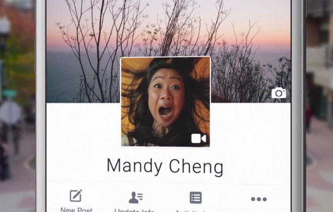 You Can Now Have A Video As Your Facebook Profile Pic