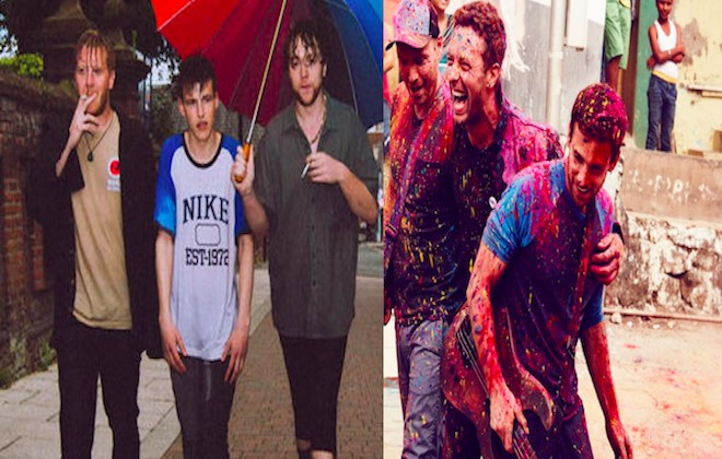 Coldplay Pay Tribute To Deceased Band Viola Beach During Glastonbury Festival Set