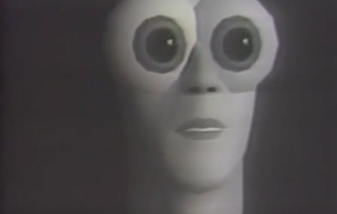 CGI Animation In The Early 1970s
