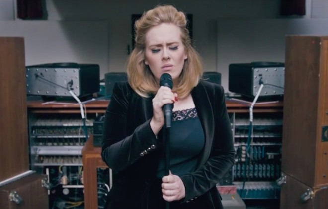 MORE NEW Adele - When We Were Young