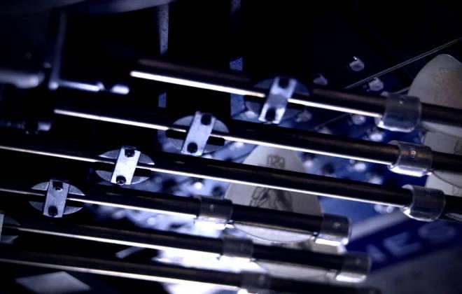 Squarepusher x Z-MACHINES