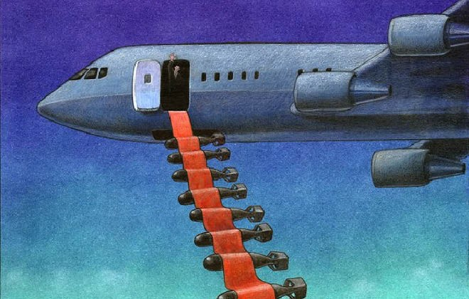 Polish Artist Pawel Kuczynski Questions Everything Wrong With The World
