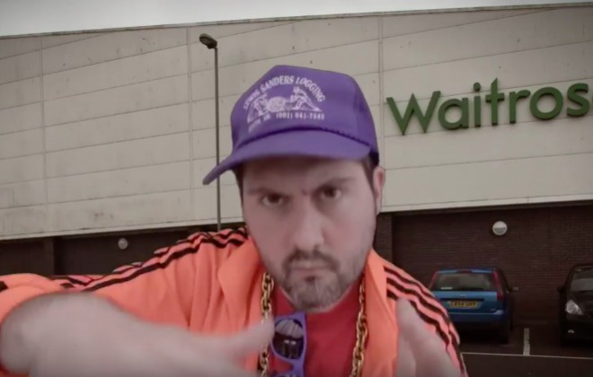 Noughties Detritus Goldie Lookin Chain Drop Waitrose Rap