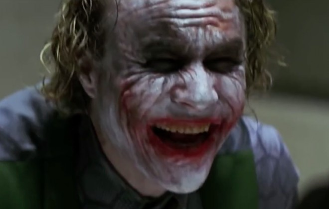 Film's Most Evil Smiles