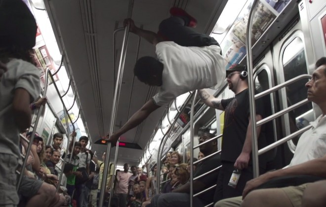 Litefeet - A Short About New York's Subway Dancers