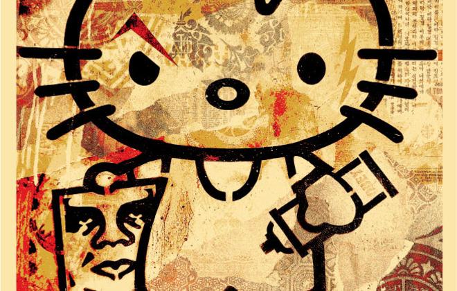 Hello Kitty: Subverting Sanrio