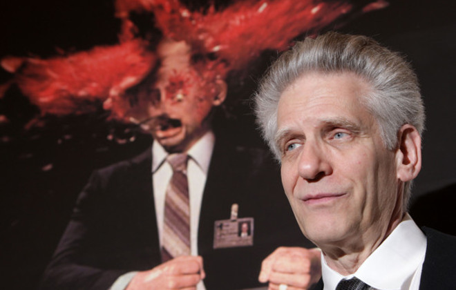 DAVID CRONENBERG WANTS TO HELP YOUR BRAIN