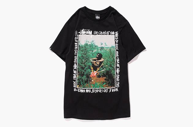 Stüssy X Peter Tosh Capsule Collection