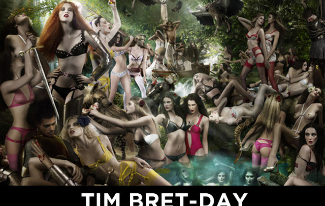 Tim Bret-day