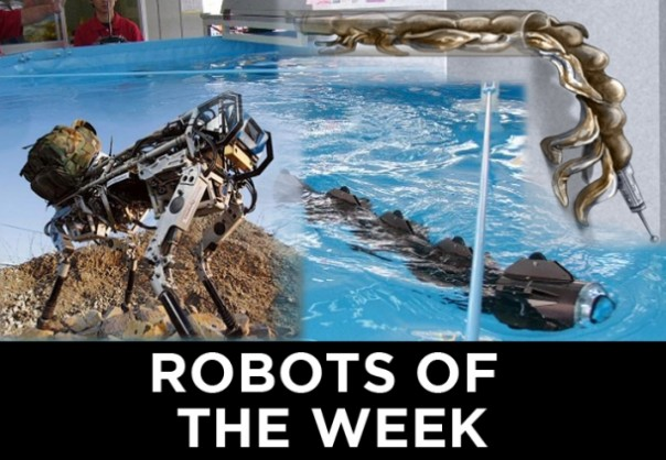 Robots of the Week