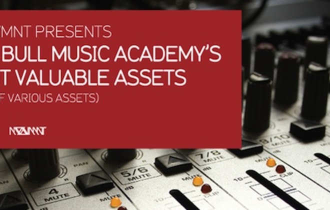 Moovmnt's Most Valuable Assets Mix