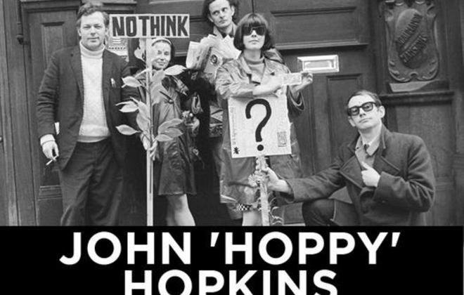 John 'Hoppy' Hopkins