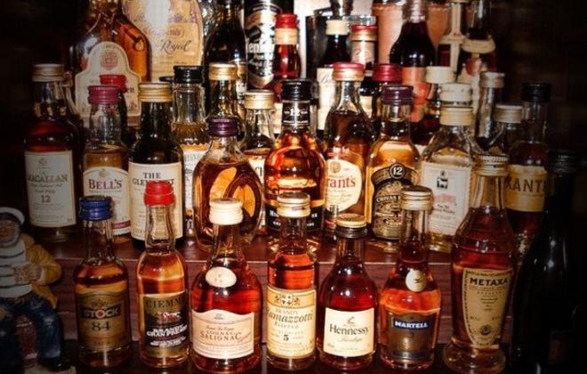No Minimum Price on Alcohol!