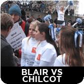 Blair VS Chilcot