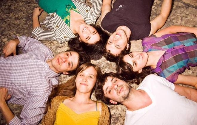 Dirty Projectors Competition