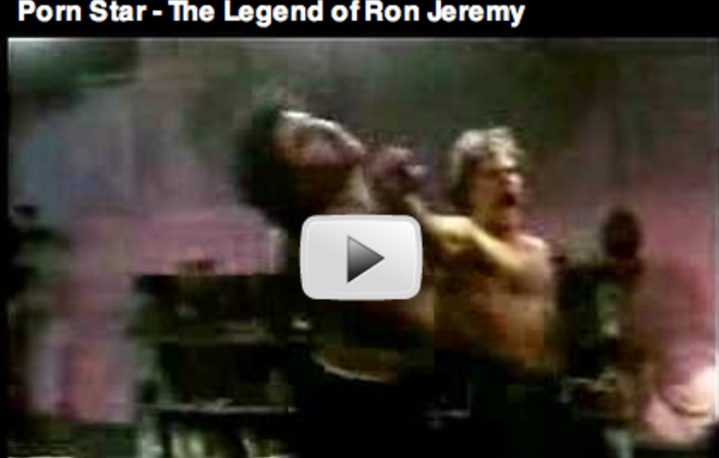 Ron Jeremy - Videogames Worse than Porn