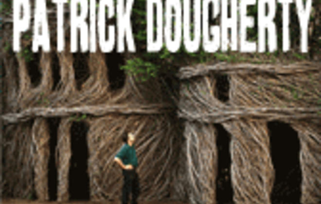 Patrick Dougherty: Stickwork