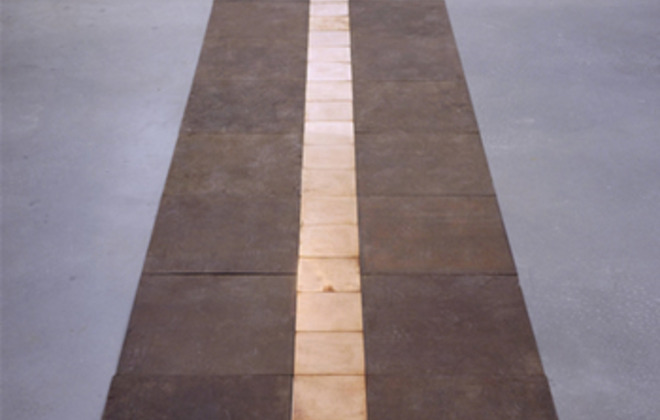 Tate Tracks - The 3rd Fire vs. Carl Andre