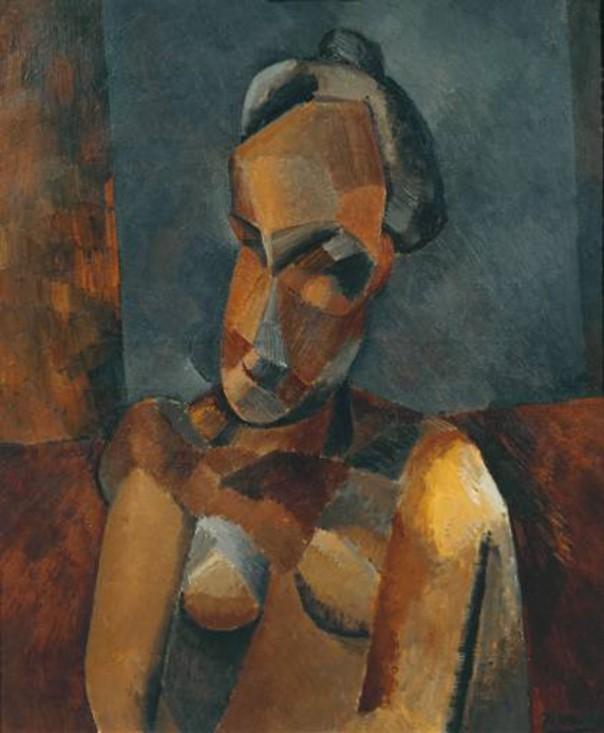 Tate Tracks - deepart vs Pablo Picasso