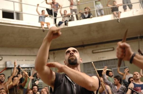 Top Five Prison Fight Scenes