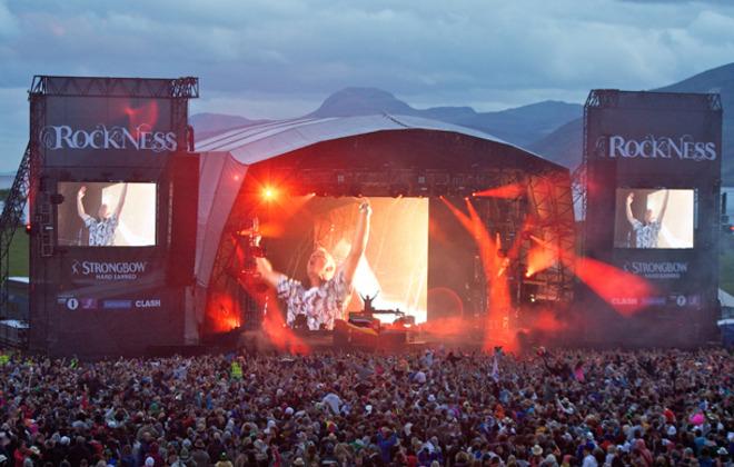 Rockness 2011