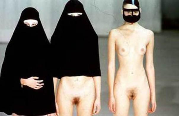 pic Nude in burka