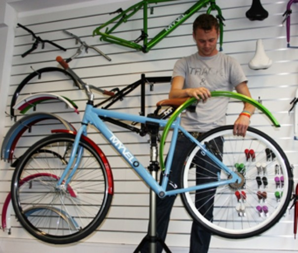 Build your own Bicycle