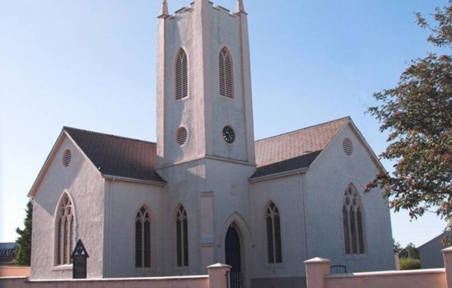 CHURCH WARS