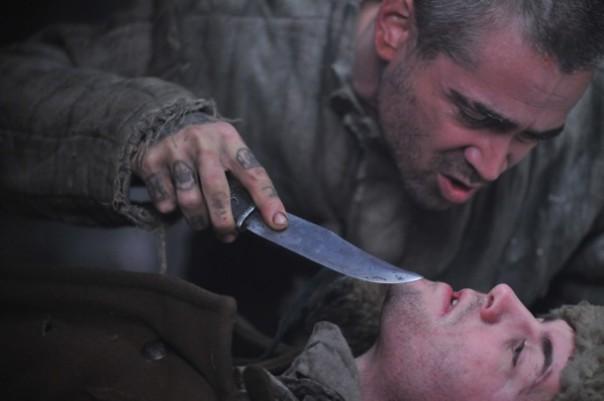 Colin Farrell stars in Siberian escape epic, The Way Back