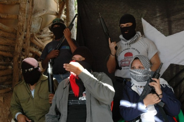 Antonio Salas goes undercover with the Jihadists