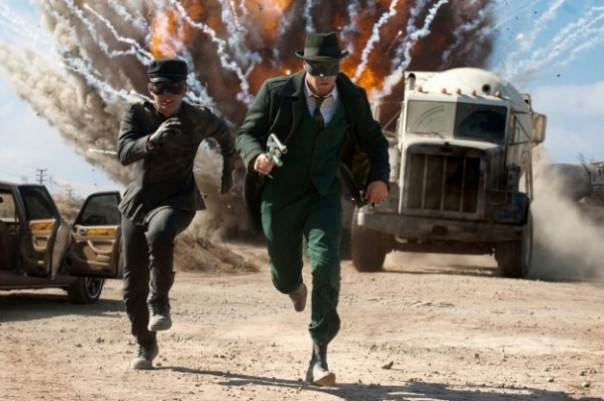 The Green Hornet is not a Gondry film