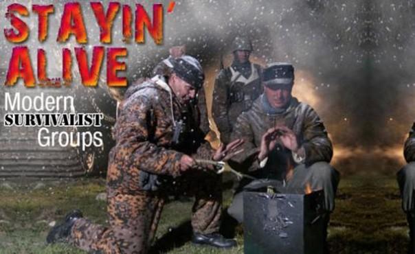 Stayin alive - Modern survivalist groups