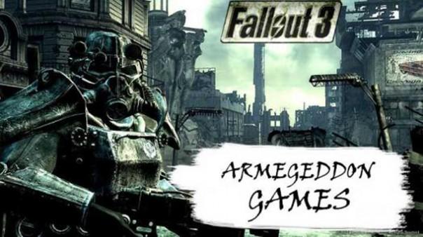 Fallout 3 - Armageddon games
