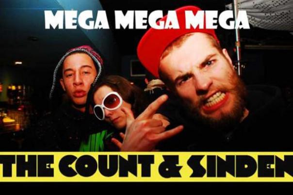 The Count and Sinden present... Mega Mega Mega
