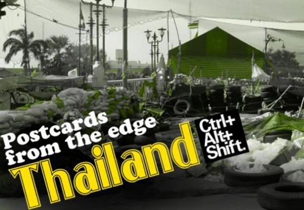 Postcards from the edge: Thailand