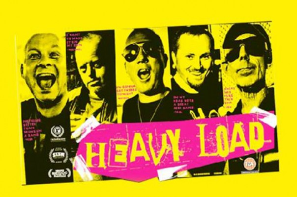 Heavy Load - A Disabled Punk Band