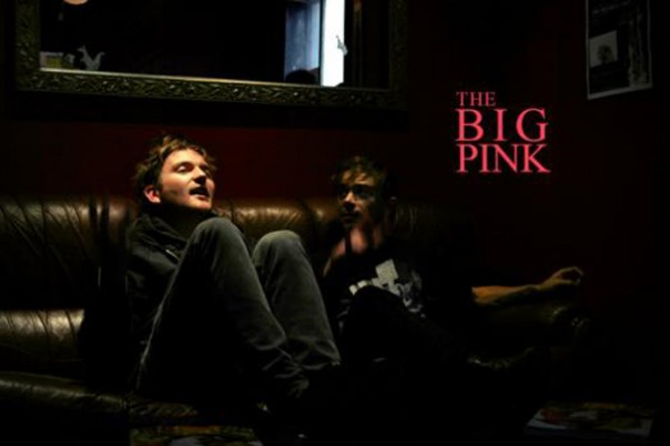 The big pink