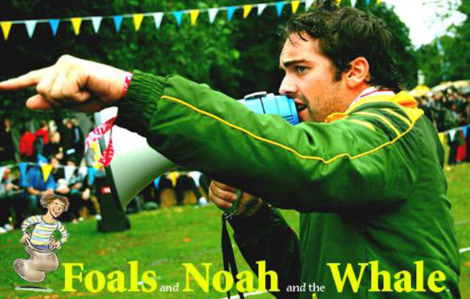 Foals and Noah and the Whale