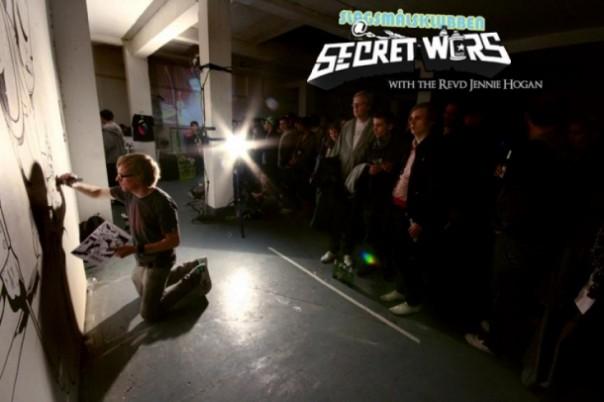 Slagsmålsklubben at Secret Wars