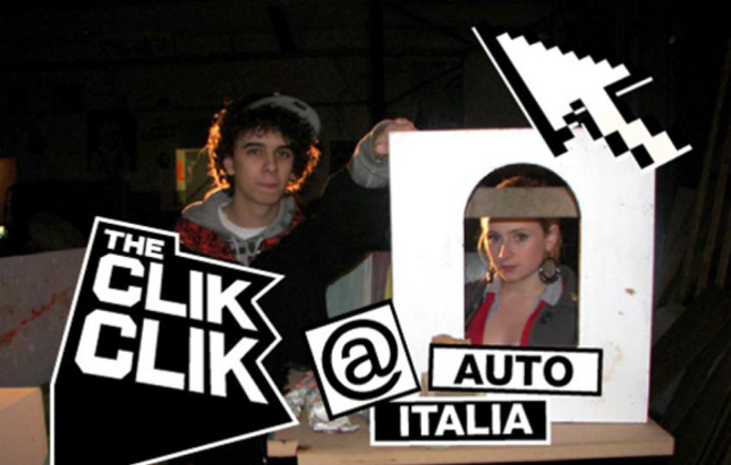 The Clik Clik at Auto Italia