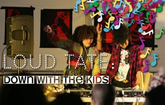 Loud Tate