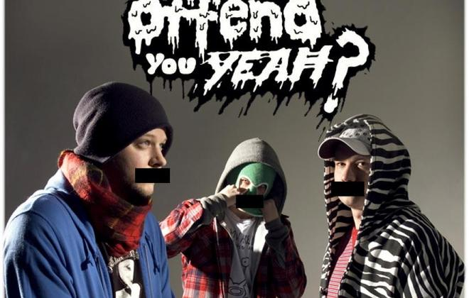 Interview: Does It Offend You Yeah?