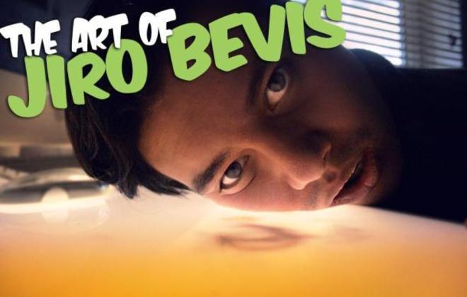The Art of Jiro Bevis