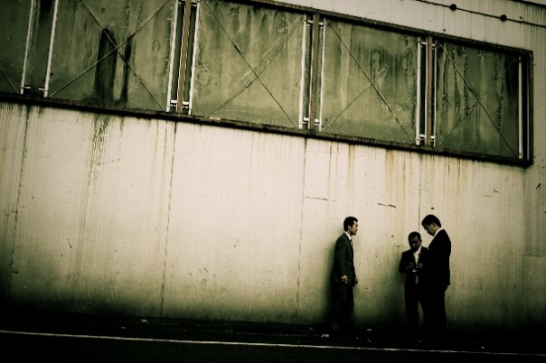 Odo Yakuza Tokyo