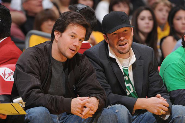 Mark Wahlberg Brothers And Sisters Mark wahlberg and ex-new kids