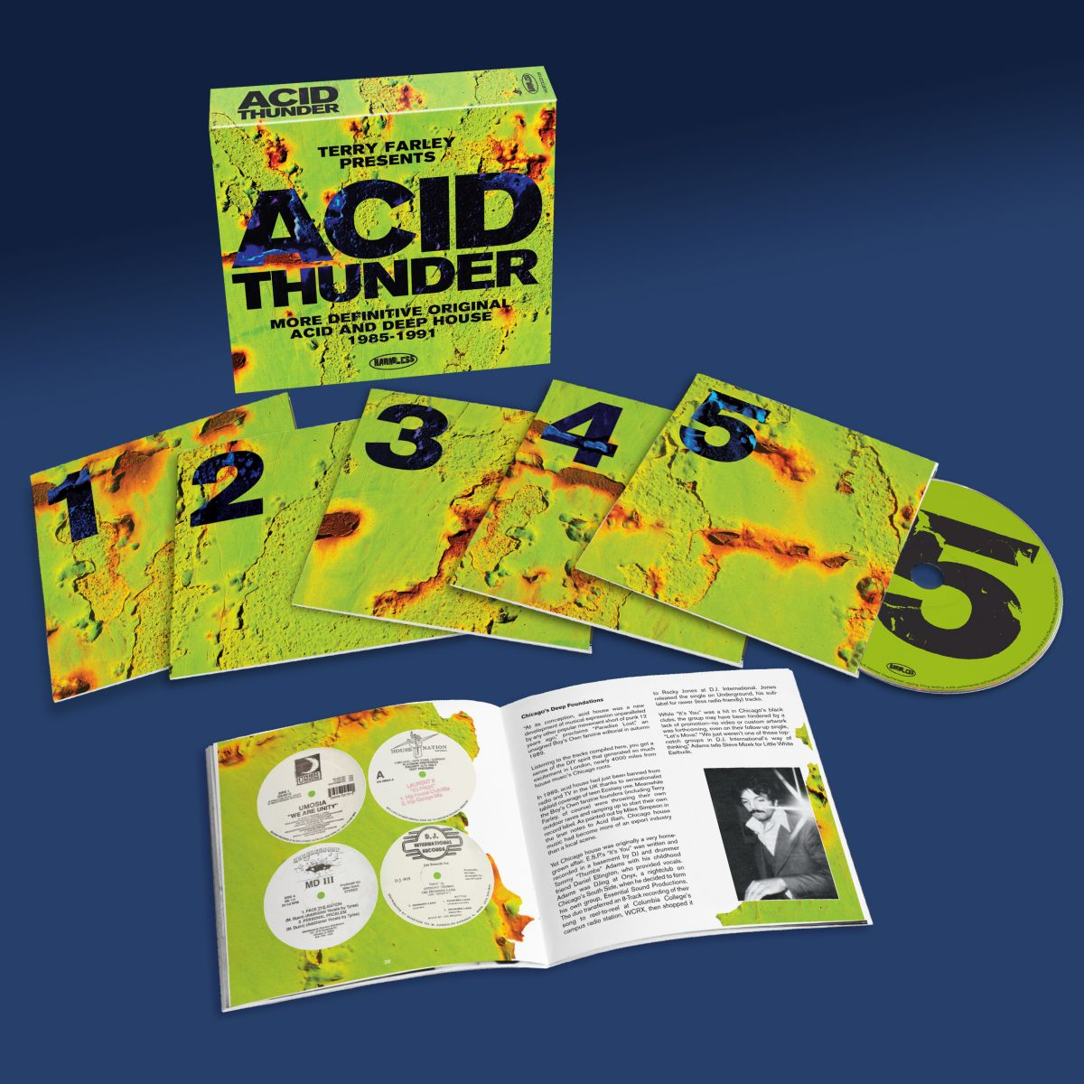 Magazine music london for What do you know about acid house music