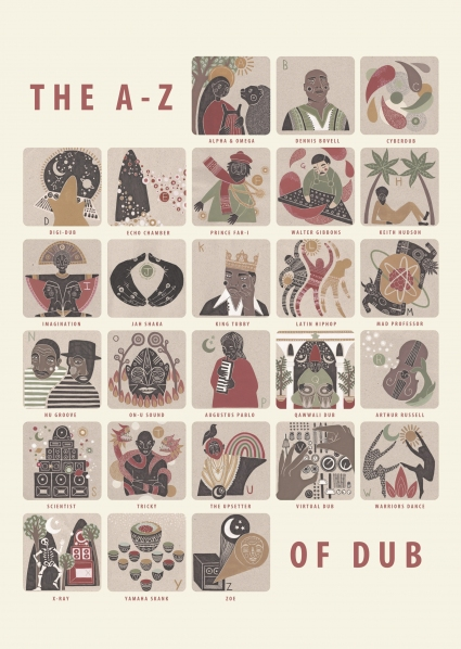 A-Z of Dub by Sophie Bass