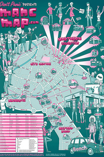 Manc Map 2012 by Hammo