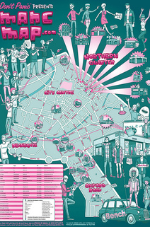 Manc Map by Hammo